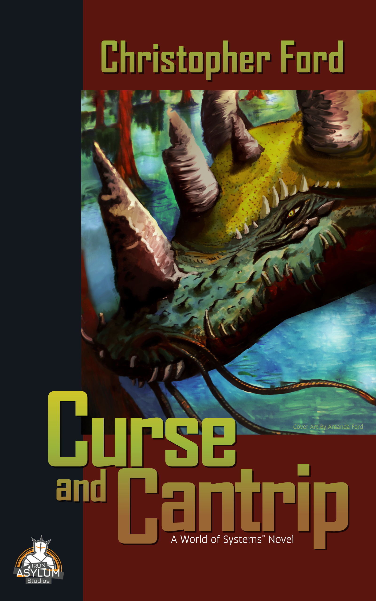 Curse-and-Cantrip-World of Systems Book-1